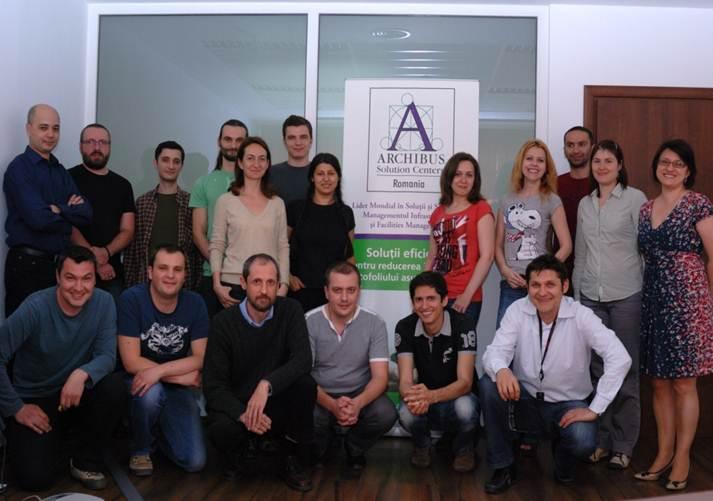 Echipa Archibus Romania