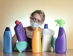 Otrava din detergenti! Facem curatenie cu pretul sanatatii