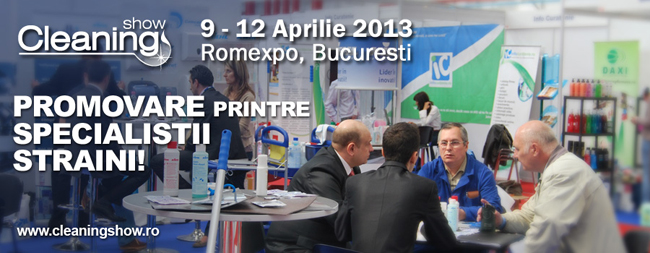 CLEANING sHOW 2013