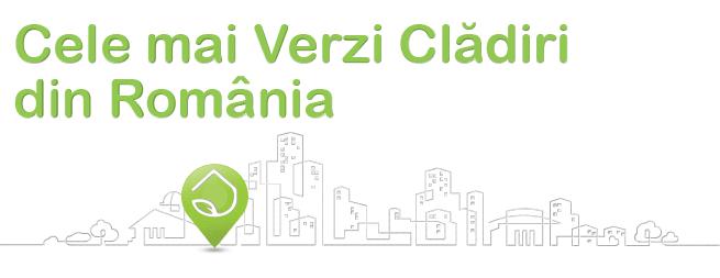 Afla care sunt cele mai verzi cladiri din Romania!