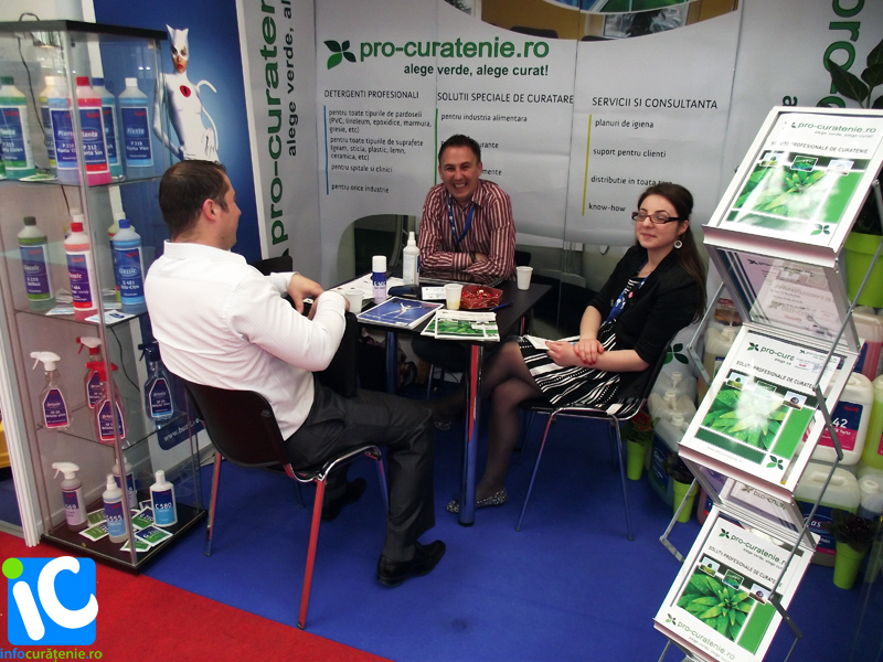 PRO CURATENIE LA CLEANING SHOW 2012