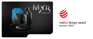 Mxr design awarded with the coveted