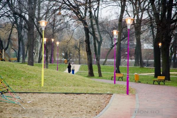 Primaria Timisoara vrea sa aloce 7,2 milioane de euro, in 2013, pentru intretinerea spatiilor verzi