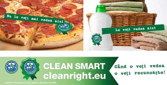 Aceste sigle se referă la Carta pentru Curăţarea Durabilă. Carta este o iniţiativă voluntară a industriei care încurajează producătorii şi consumatorii să adopte practici de curăţare mai durabile.