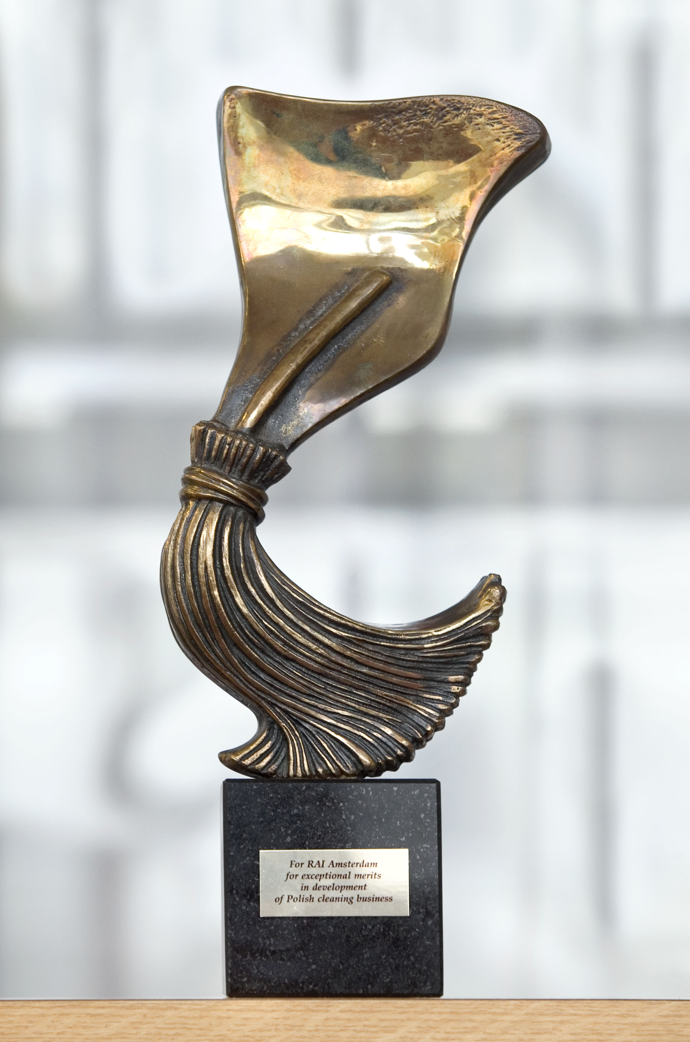 The Golden Broom Award