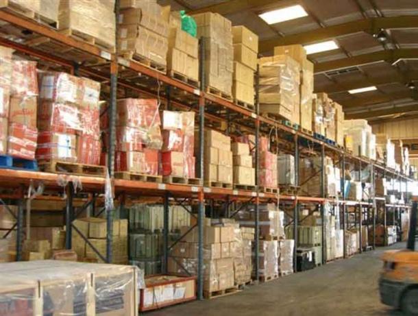 Scaderea vanzarilor la produsele de curatenie