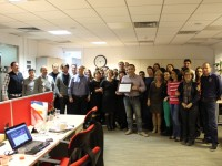 """BSS castiga premiul """"Echipa anului in domeniul Facility Managementului"""" editia 2013"""