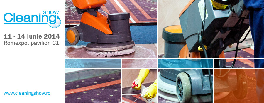 AOPISCC, partener Cleaning Show in 2014